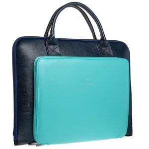Porta laptop tablet azul 747